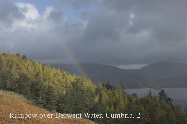 derwent water2 - Rainbows