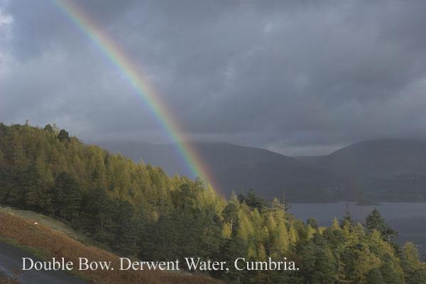 derwent water3 - Rainbows