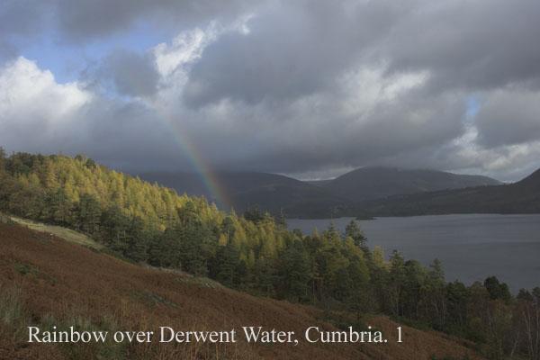 derwent water - Rainbows