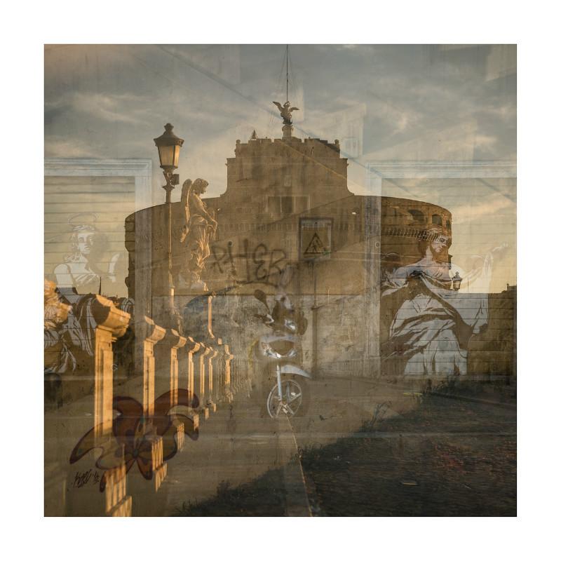 Sant'Angelo - Blurred Vision