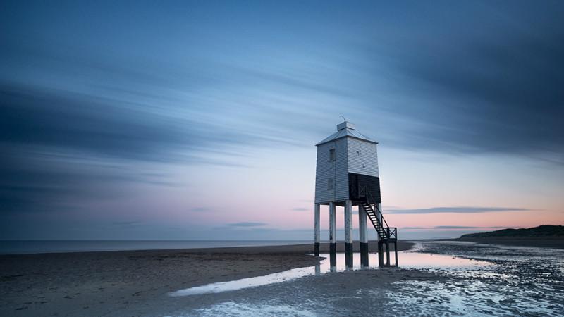 Burnham glow - West Coast