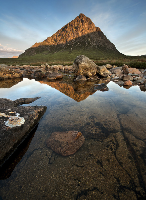 Peaks & Troughs - Landscapes