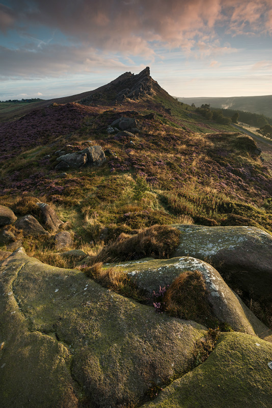 Ramshaws Peaks - Landscapes