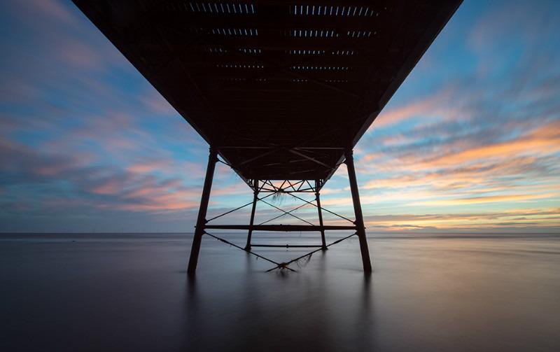 Under The Boardwalk - Norfolk