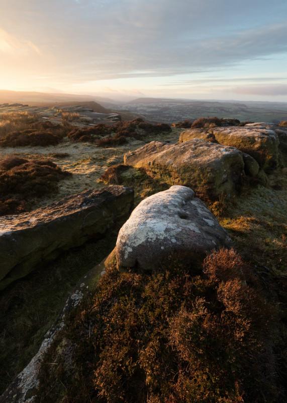 Curbars' tones - Landscapes