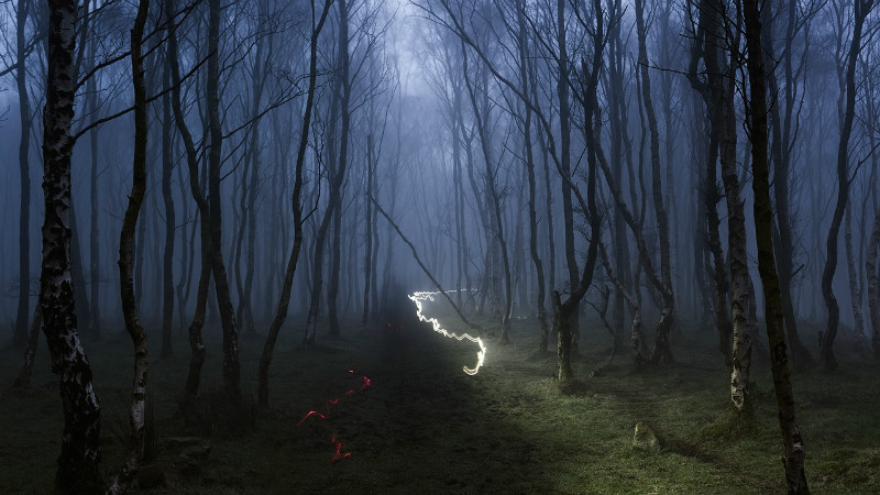 Trails - Padley Gorge / Bolehill Quarry