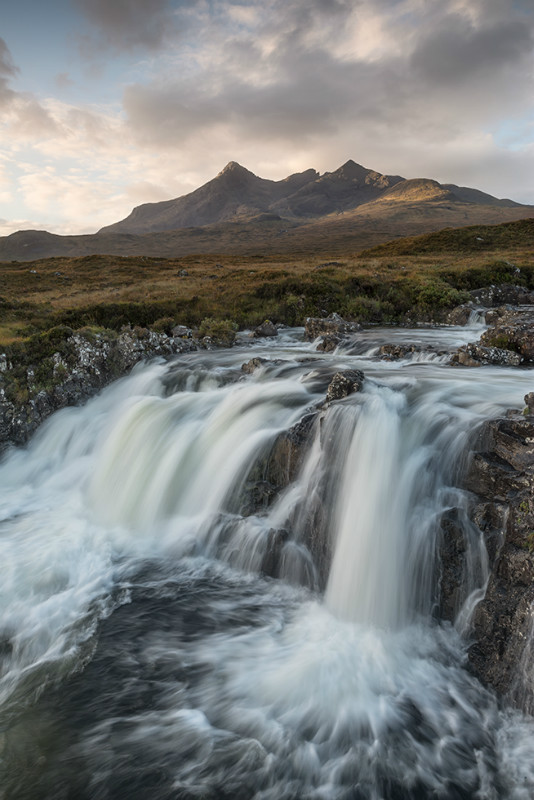 Rise & Falls - Isle Skye October 2014 & November 2016