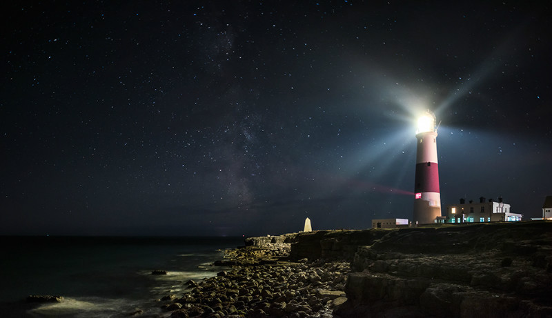 Starry, starry night - South Coast