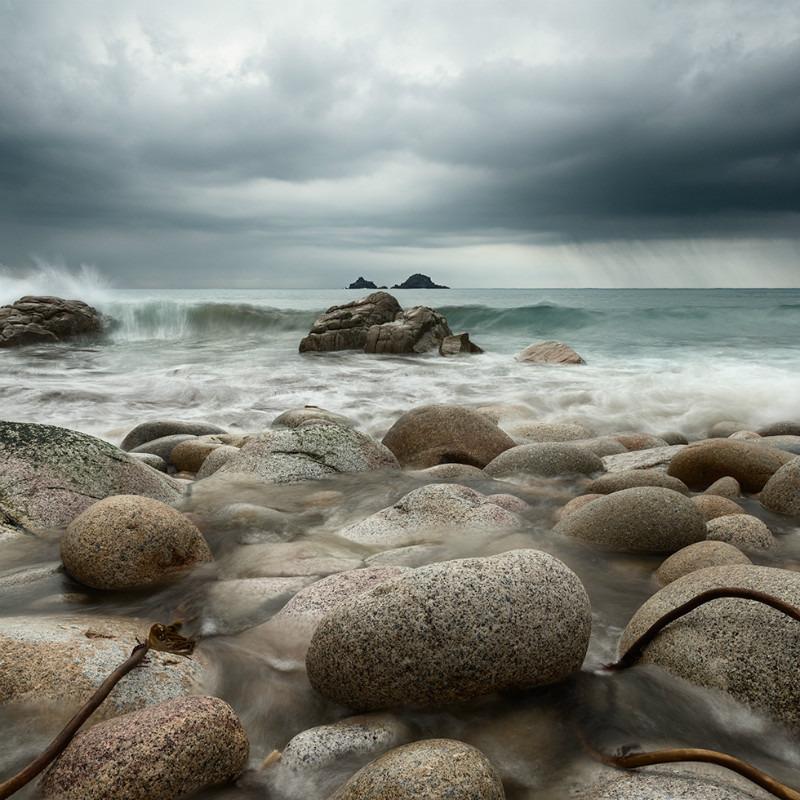Porth Nanven - Cornwall 2014