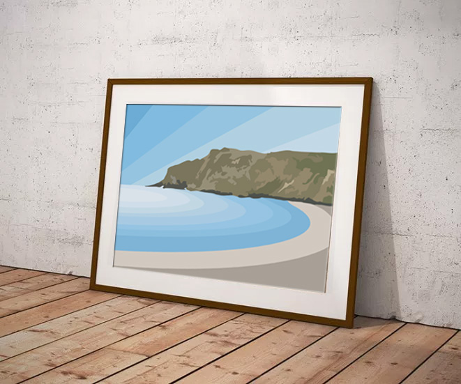 The Cove by Maxine Walter from £45 - Lulworth