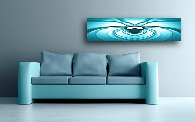 Large Abstract Art Prints for Walls by UK Digital Artist Maxine Walter