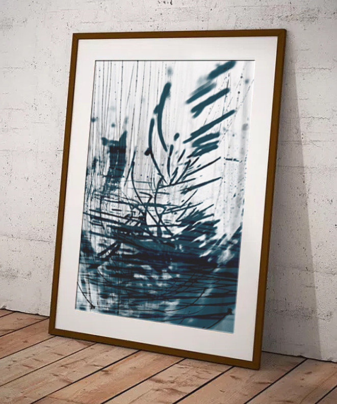 Abstract Art Prints for sale UK by Digital Artist Maxine Walter
