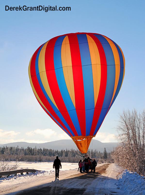 Turkeylude Balloon Fest Sussex New Brunswick Canada - Atlantic International Balloon Fiesta