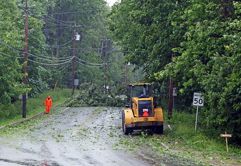 Post-Tropical Storm Arthur - 4 - Post-Tropical Storm Arthur