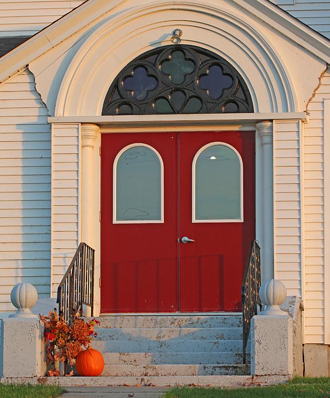 Sacred Entrance - Autumn Festival