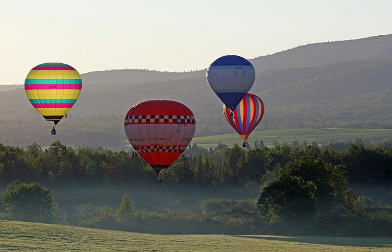 Atlantic International Balloon Festival Sussex New Brunswick Canada 9 - Atlantic International Balloon Fiesta