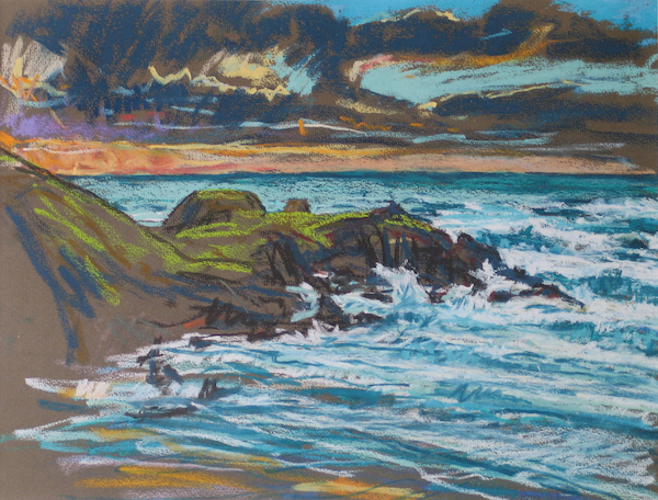 Sunset | Fine Art Landscapes | Mangurstadh Gallery | Outer Hebrides