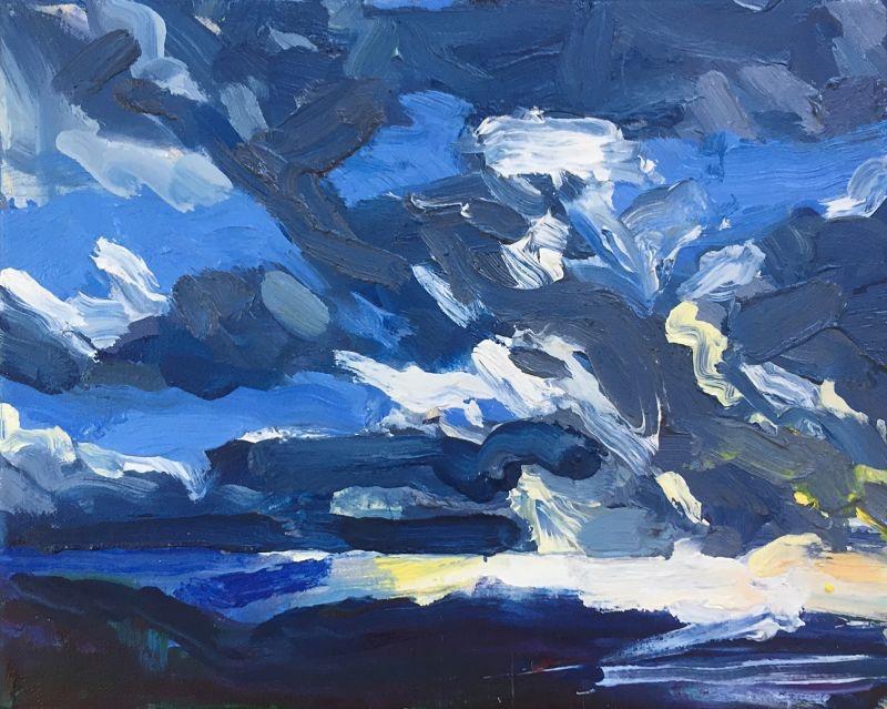 Clouds - Derek Scanlan: Artworks