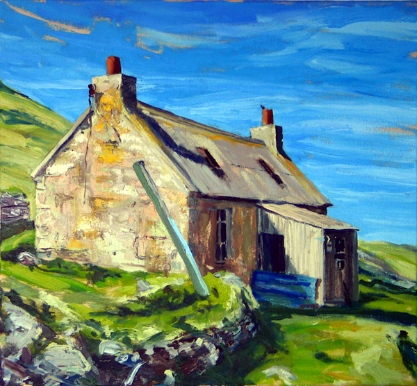 Contemporary Fine Art from the Outer Hebrides