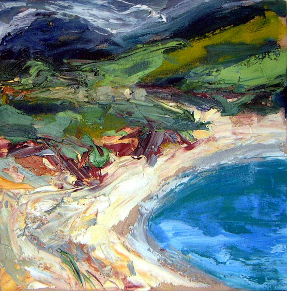 Carnish Beach | Uig | Isle of Lewis | Contemporary Fine Art from the Outer Hebrides