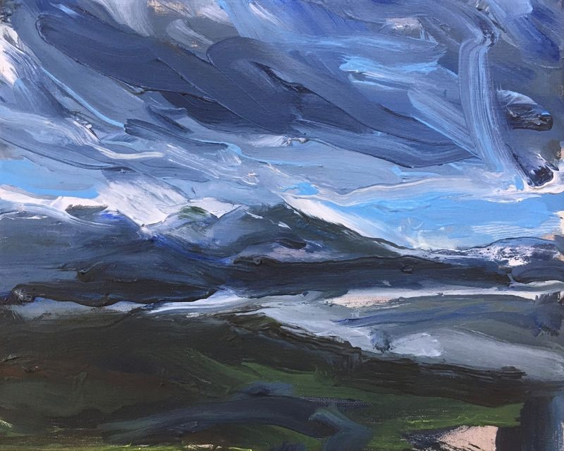 Uig Bay - Derek Scanlan: Artworks