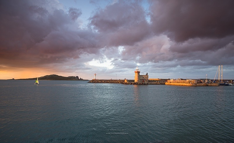 Sunset Howth - Howth
