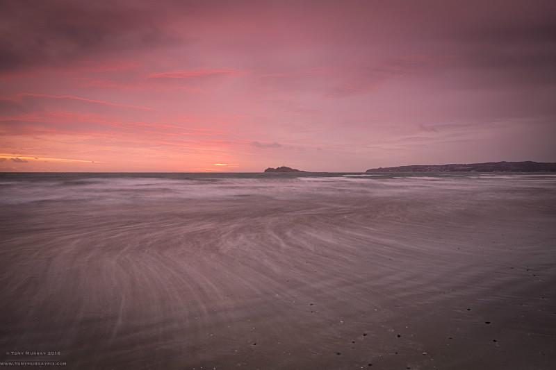 February Sunrise - Portmarnock