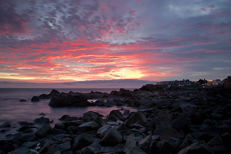 Sunrise Fortyfoot - Forty Foot