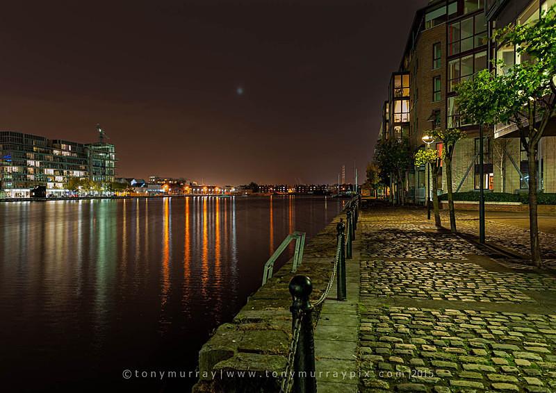 A quiet neighbourhood - Dublin