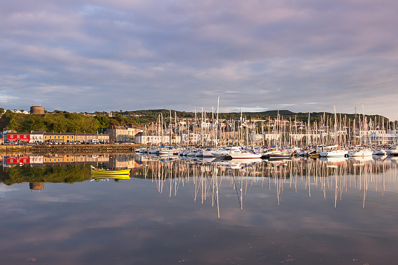 Reflections, Howth - Howth