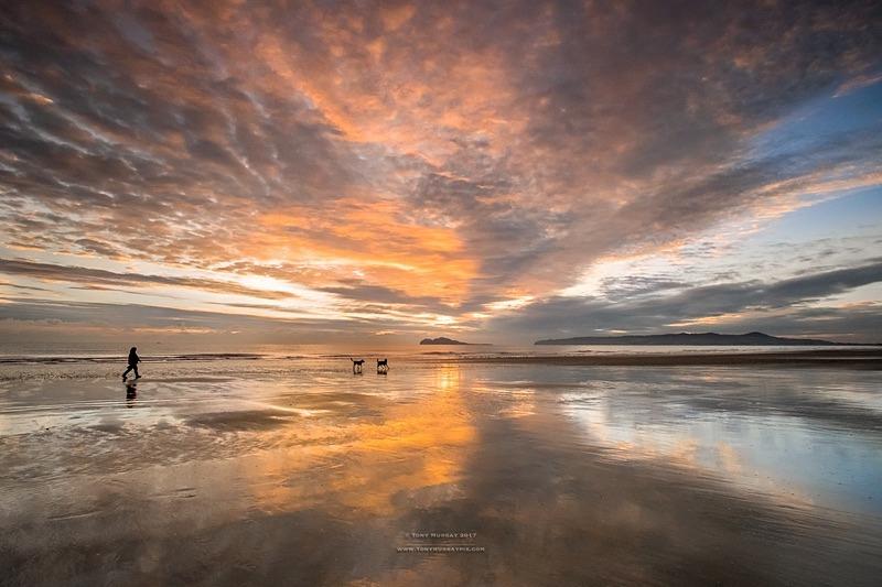 November Sunrise - Portmarnock