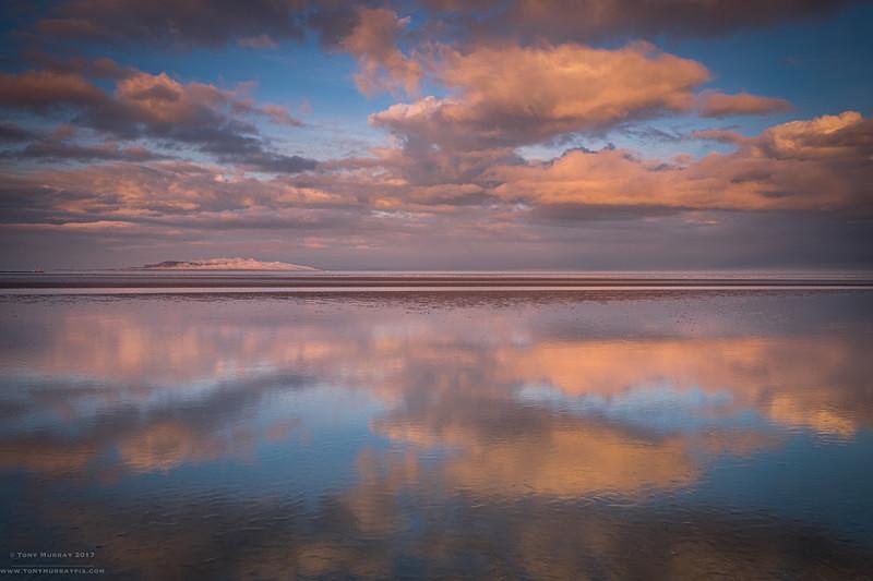 Reflections of Dublin Bay - Dublin