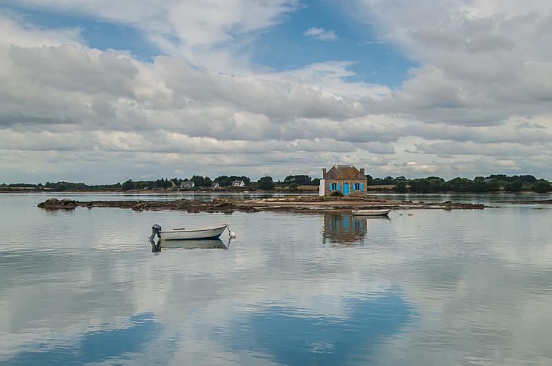 St. Cado, France - LANDSCAPES (outside Ireland)