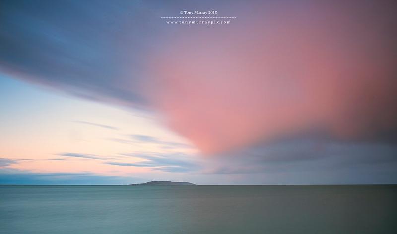 Passing Storm - Portmarnock