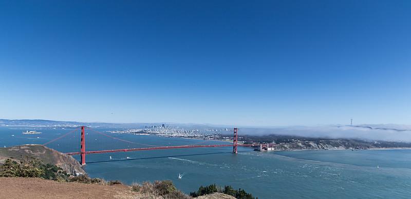 San Francisco - LANDSCAPES (outside Ireland)
