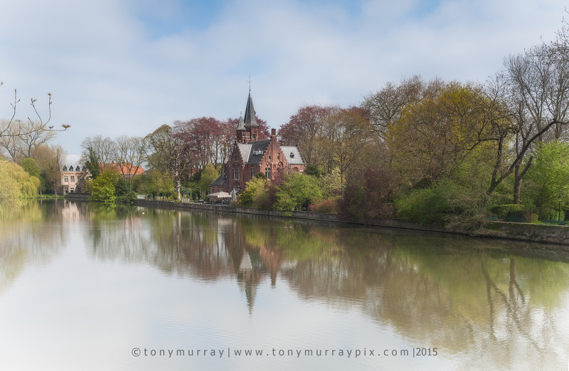 Minneswater, Bruges - LANDSCAPES (outside Ireland)