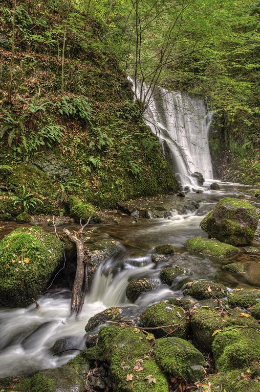 McArthur glen falls 01 - Clackmannan & Stirlingshire