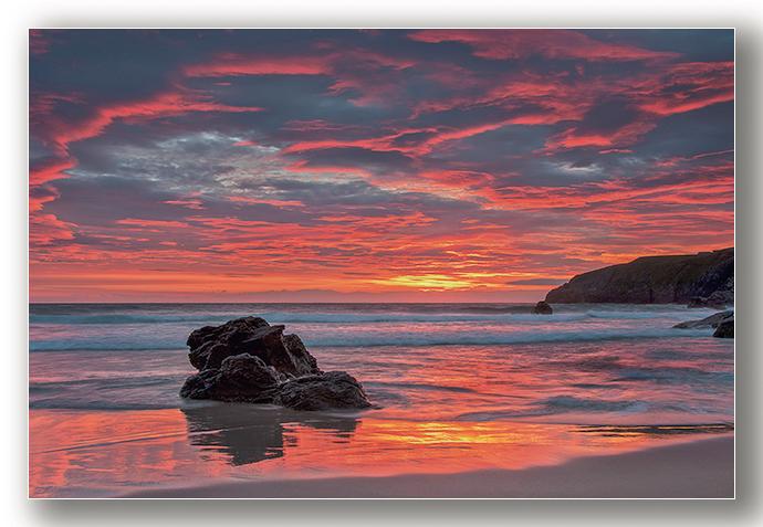 Durness sunrise - Highlands & Islands