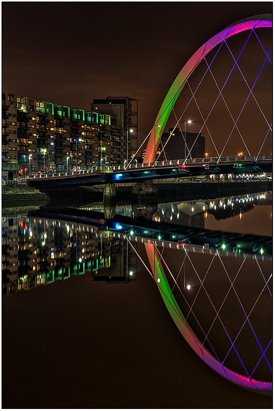 Finniston bow - Glasgow & strathclyde
