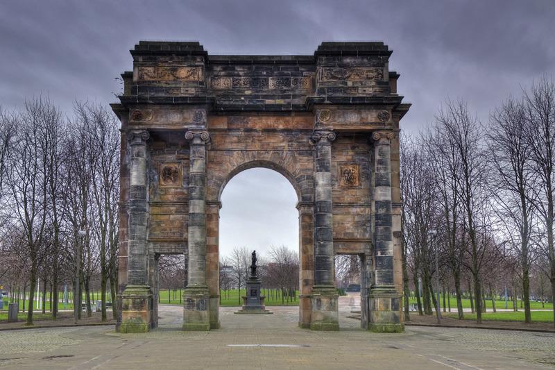 Glasgow green 01 - Glasgow & strathclyde