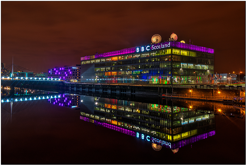 BBC scotland reflections - Glasgow & strathclyde
