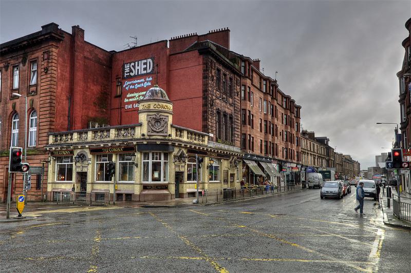 Carona Bar 01 - Glasgow & strathclyde