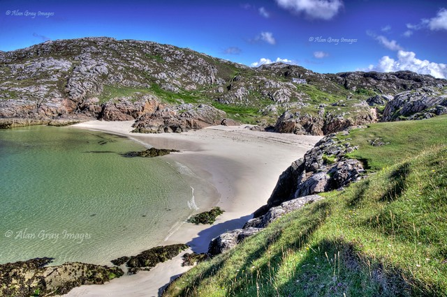 Achmelvich beach - Highlands & Islands