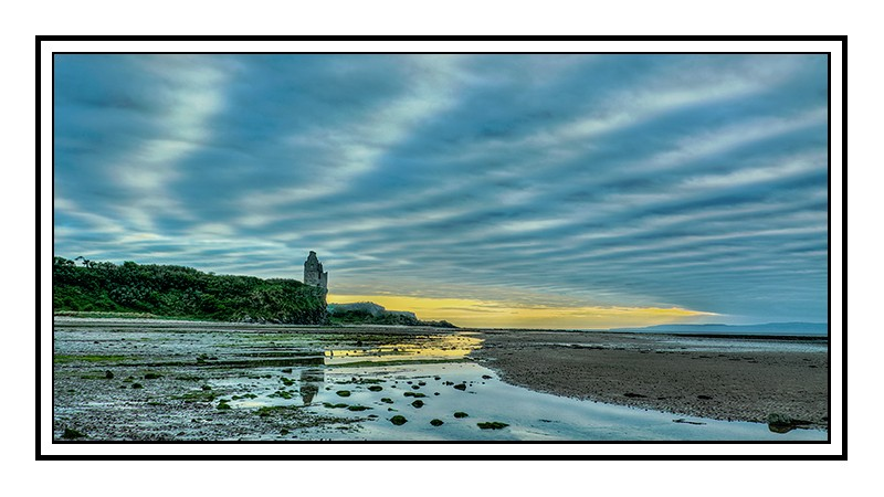 Greenan Castle Ayr - Ayrshire