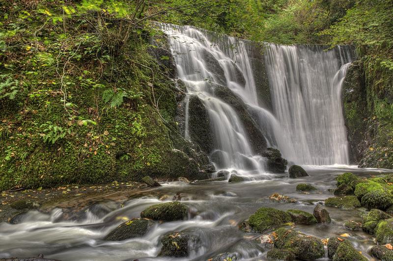 McArthur glen falls 02 - Clackmannan & Stirlingshire