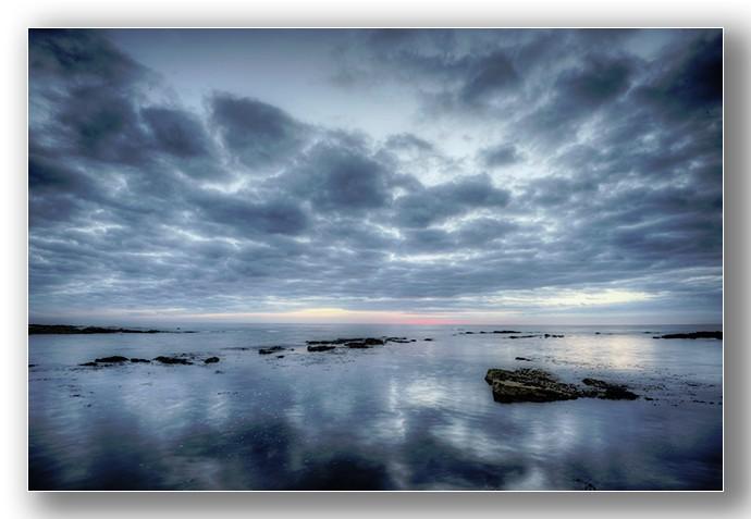 Kingsbarns dawn light - Fife