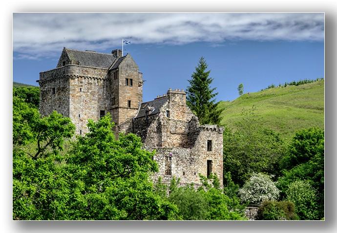 Castle Campbell Dollar - Clackmannan & Stirlingshire