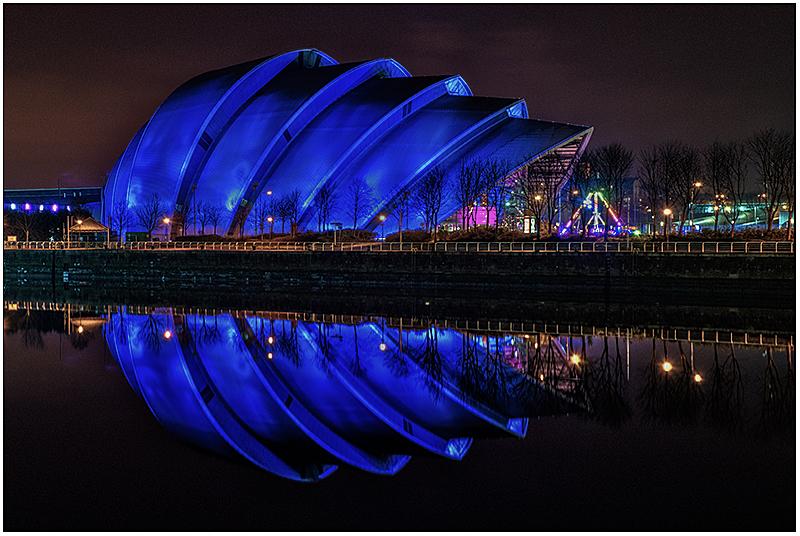 clyde auditorium - Glasgow & strathclyde