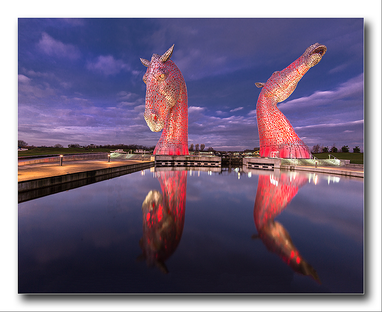 The Kelpies 01 - Clackmannan & Stirlingshire
