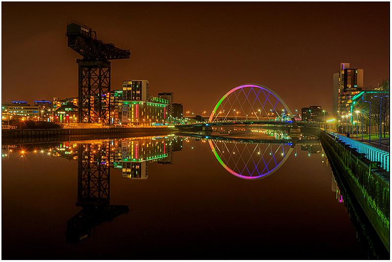 Finnistone view - Glasgow & strathclyde